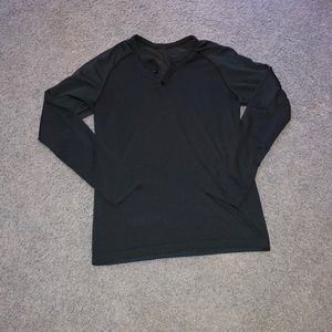 Lululemon Henley long sleeve